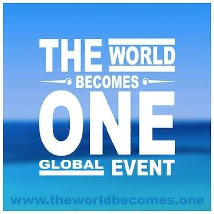 The world becomes one